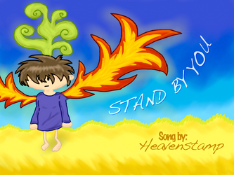 Stand by You by elporfirio