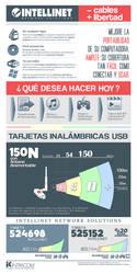 Infografia Antenas Intellinet by elporfirio