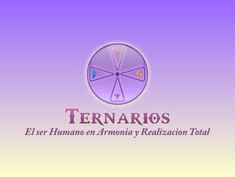 Ternarios Logo by elporfirio