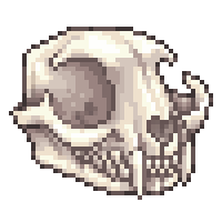 Free cat skull by Asralore