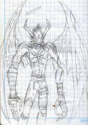 Digimon Devimon by WindBlade-Zero