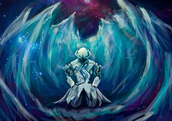 Frost (Warframe) by Alvitte
