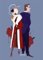 Miss Fisher's Murder Mysteries by reimena