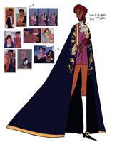 Zeynel in the Masquerade by reimena