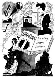 Book Cover: Dracula by reimena