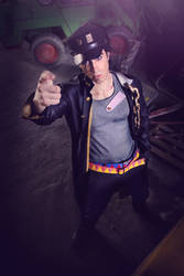 Jotaro Kujo by Akbal-Cosplay
