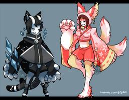 Custom Maskcatz batch by onigiryStuff
