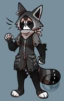 Custom Maskcatz :Nabaiki: by onigiryStuff