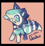 Dekico custom :sweetmelony: by onigiryStuff