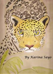 Cheetah by kpurple-sky