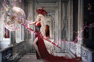 Blood Magic by Aegils