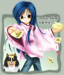 My ID by deniseakemi