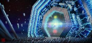 Infinity Gate by Julian-Faylona