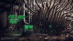Anomalous Core by Julian-Faylona