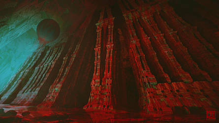 Cisterns of Nergal by Julian-Faylona