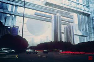 Inverted Reality (Guangzhou) by Julian-Faylona