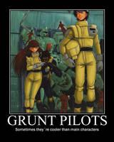 GRUNT PILOTS by Varezart