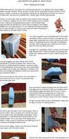 Sock paw tutorial Pt1 by Bahamut50