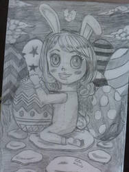 Merry Easter 2015 by LotusThePirate