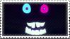 SHIIINAAAYYYYY Stamp by PuccaFanGirl