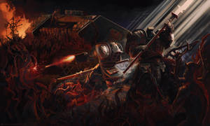 Grey Knights by Guidewom