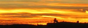 Burning Horizon by nuvolkinton