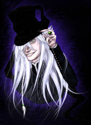 Undertaker by Varjopihlaja