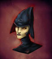 Seventh sister by Varjopihlaja