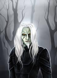 Todd the Wraith by Varjopihlaja