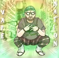 VAPE NAYSH YALL by WhatTheFlup