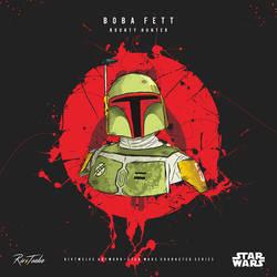 Boba Fett by RixTwelve