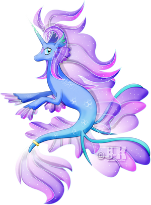 Hippocampus by jotakaanimation