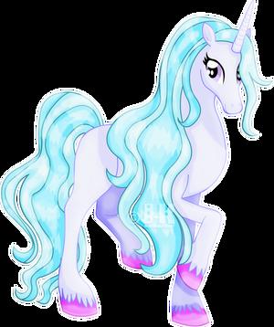 Unicorn by jotakaanimation