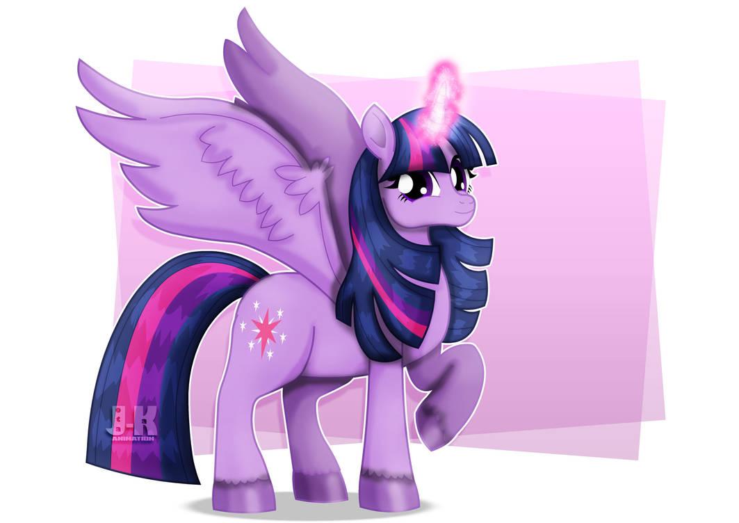 Twilight sparkle by jotakaanimation