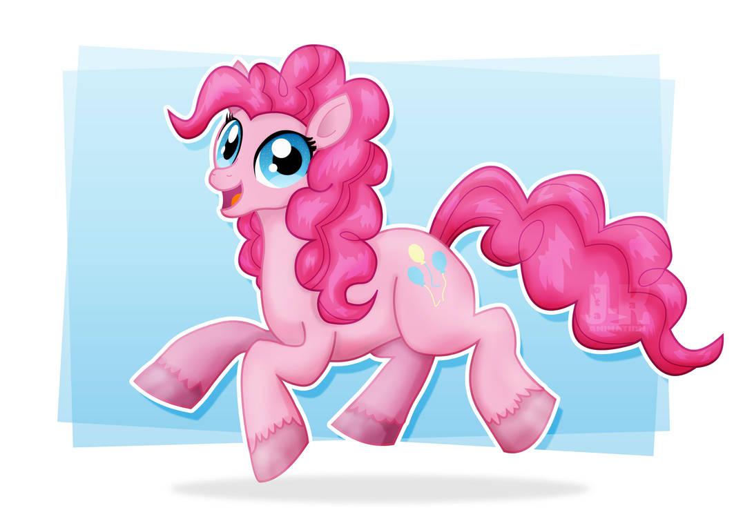 Pinkie Pie by jotakaanimation