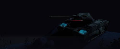 Tank by Krodil