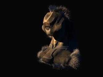 Porcupine by Krodil