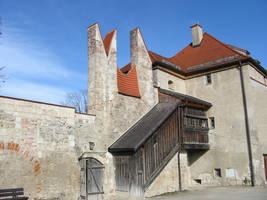 Burghausen castle III by DancingAlienPro