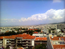 thessaloniki view by CiaSalonica