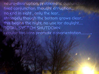 Neuro-Dissruption by xarconix