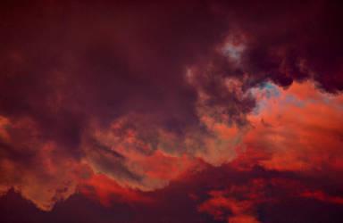 Sweltering Storm by WildWassa