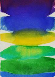 Four Square Colour - Study by WildWassa