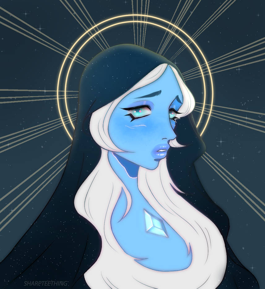 been wanting to redraw blue diamond for a while now and its been almost a year since i last drew them so i decided to finally do it. the improvement is something else lol Buy me a coffee!