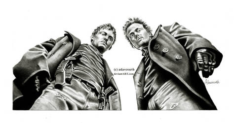 The Boondock Saints by adavesseth