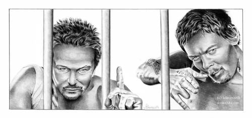 REVISITED : Connor and Murphy MacManus by adavesseth
