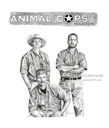 Animal Cops : Houston by adavesseth