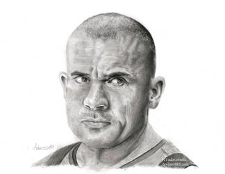 Dominic Purcell by adavesseth