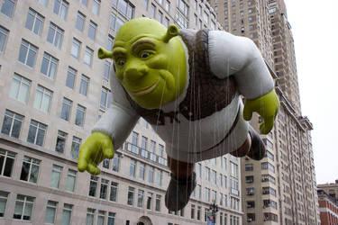 Shrek by ssmartguy