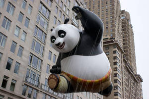 Kung Fu Panda by ssmartguy