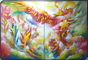 Phoenix by TingChieh